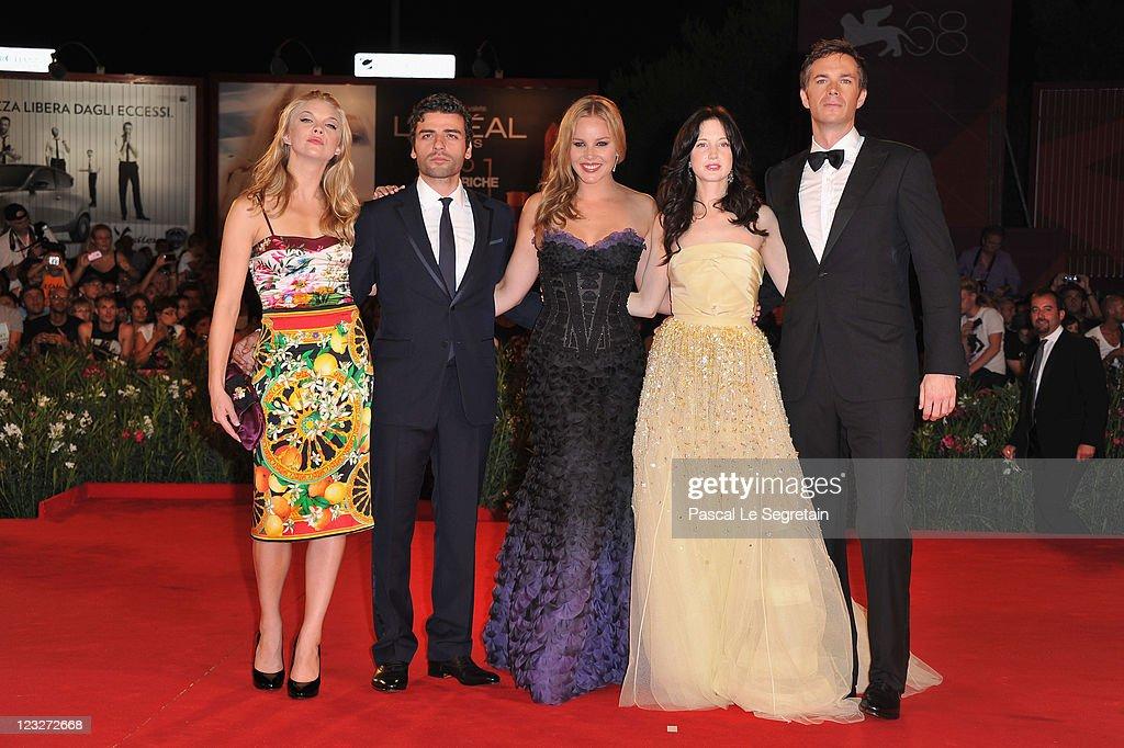 """""""W.E."""" Premiere - 68th Venice Film Festival"""