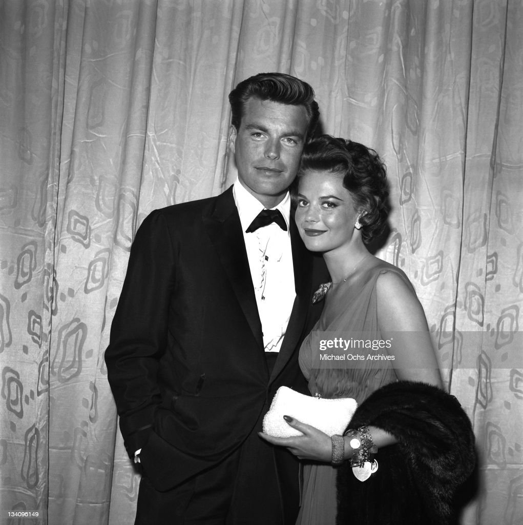 Natalie Wood And Robert Wagner : News Photo