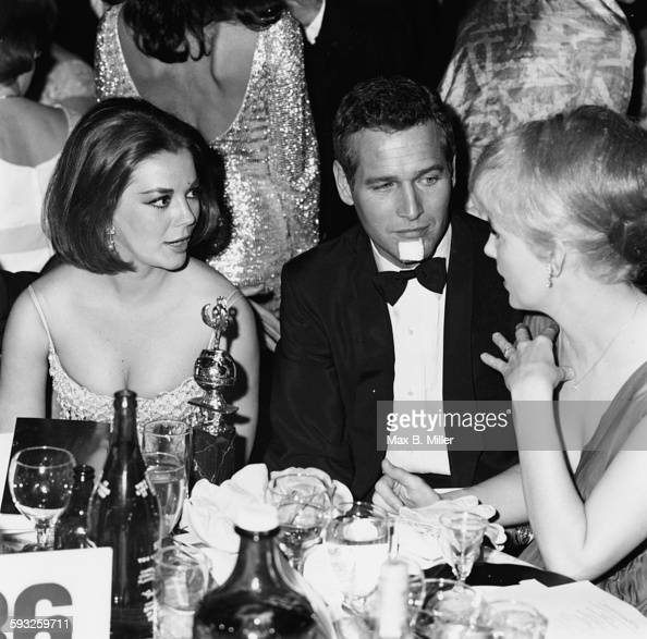 Robert Redford Natalie Wood And Ruth Gordon Pictures