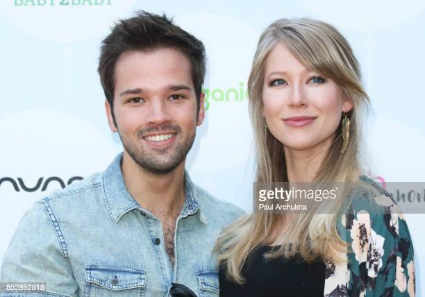 Actors Nathan Kress and London Elise Kress attend the 6th Annual Celebrity Red CARpet Safety Awareness event at Sony Studios Commissary on September...