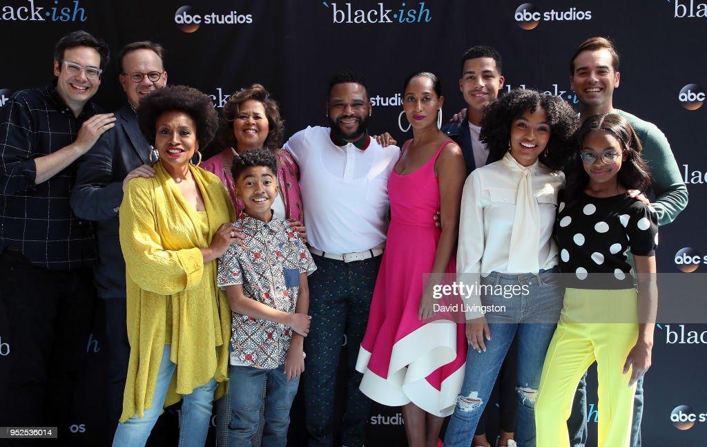 FYC Event For ABC's 'Blackish' - Arrivals : News Photo