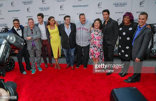 Actors Nicholas Turturro Gary Valentine David Henrie Daniella Alonso director Andy Fickman actor/writer/producer Kevin James actors Raini Rodriguez...