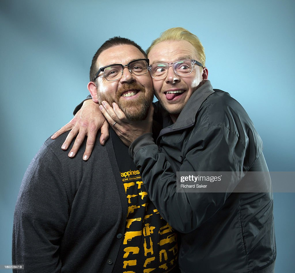 Simon Pegg & Nick Frost, Observer UK, July 7, 2013