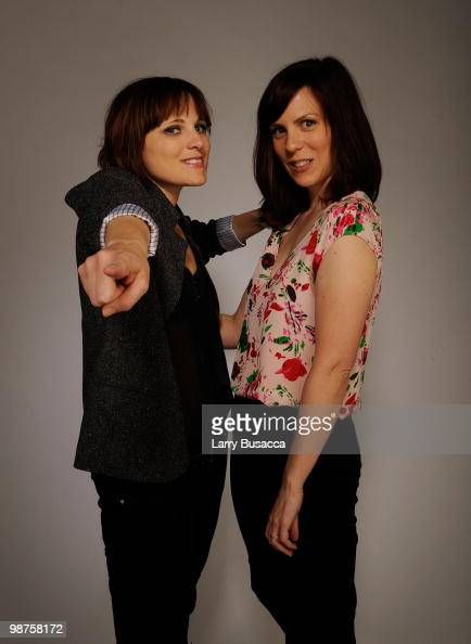 Actors Nicol Paone And Actress Sarah Burns From The Film Cried News Photo Getty Images