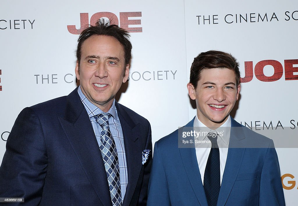 """Lionsgate And Roadside Attractions With The Cinema Society Host The Premiere Of """"Joe"""" - Arrivals : News Photo"""