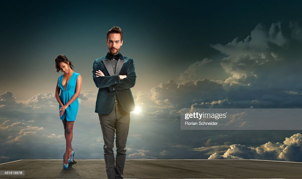 Nicole Beharie and Tom Mison, Emmy, Issue 04, 2014