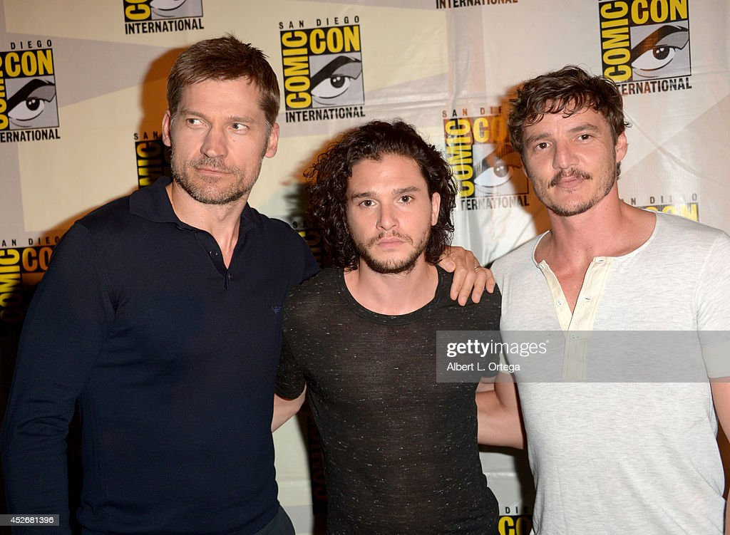 "HBO's ""Game Of Thrones"" Panel And Q&A - Comic-Con International 2014 : News Photo"