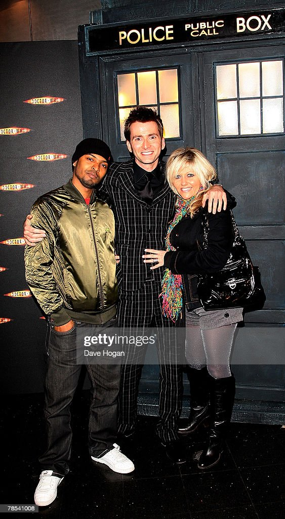 Gala Screening Of The Doctor Who Christmas Episode : News Photo