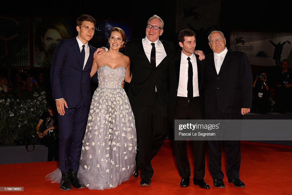 'The Canyons' Premiere - The 70th Venice International Film Festival
