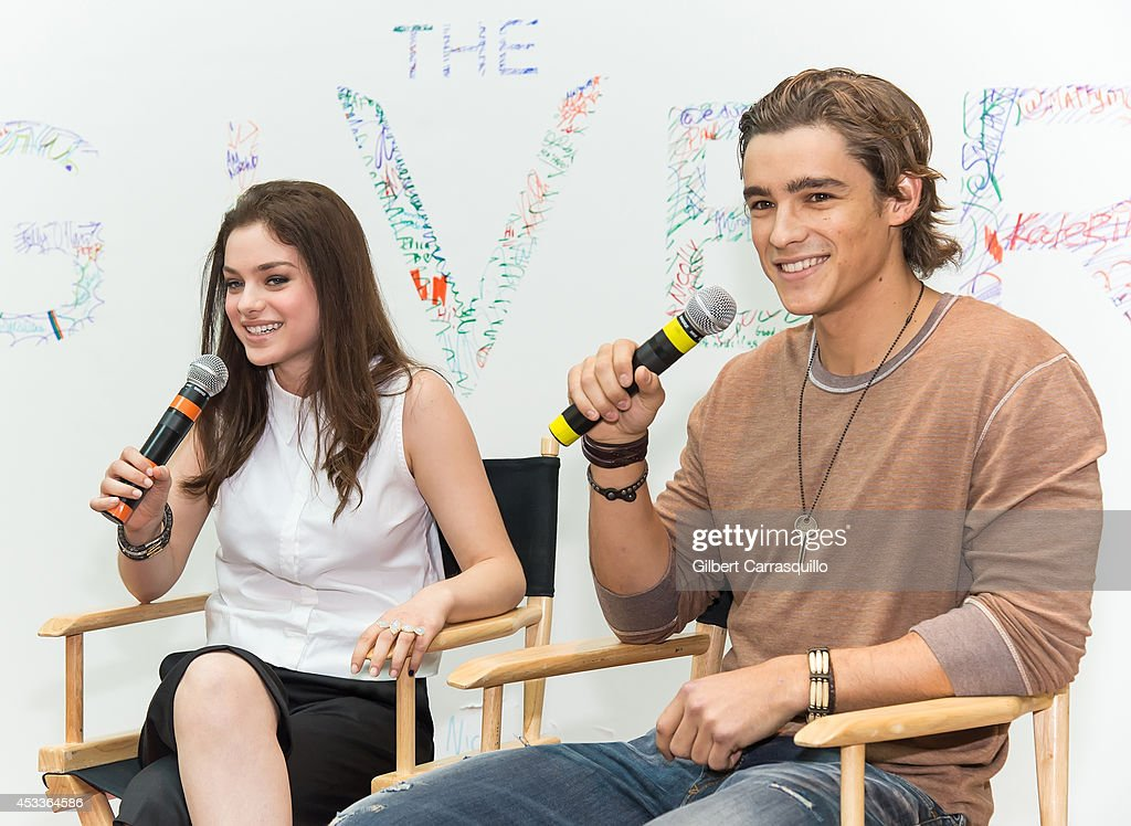 """""""The Giver"""" Special Fan Event : News Photo"""