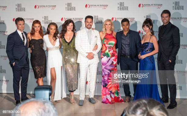 Actors of The Bold and the Beautiful Darren Brooks Kelly Kruger Reign Edwards Heather Tom Don Diamont Katherine Kelly Lang Rome Flynn Jacqueline...