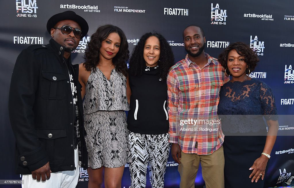 "2015 Los Angeles Film Festival - ""Love And Basketball"" Screening : News Photo"