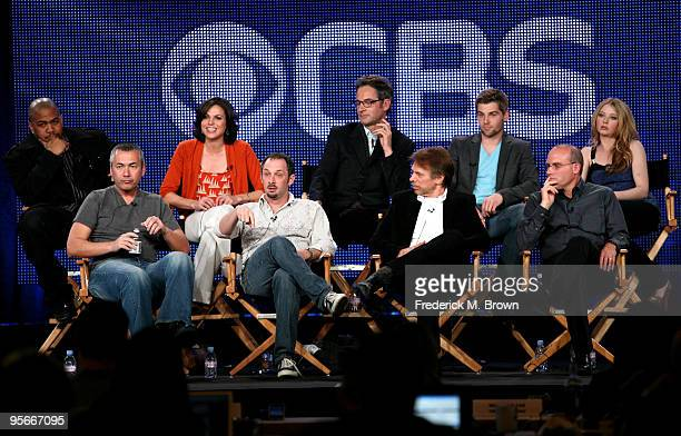 Actors Omar Gooding Lana Parrilla Jeremy Northam Mike Vogel Elisabeth Harnois executive producer Steven Maeda creator/executive producer Jeffrey...