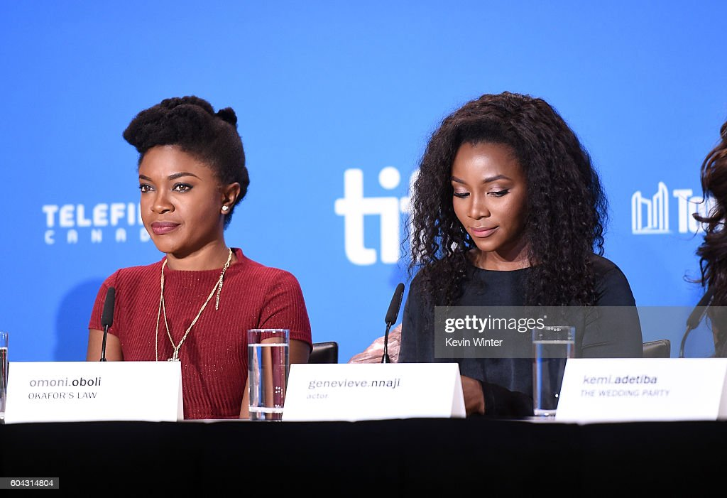 CAN: 2016 Toronto International Film Festival - City To City Press Conference