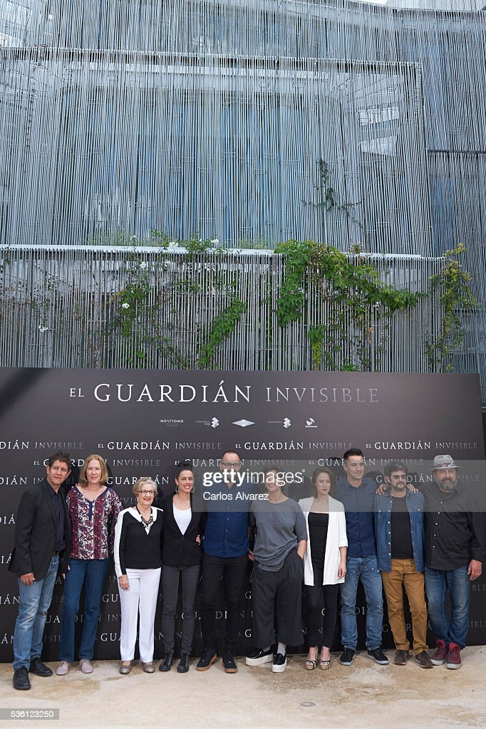 'El Guardian Invisible' Madrid Photocall