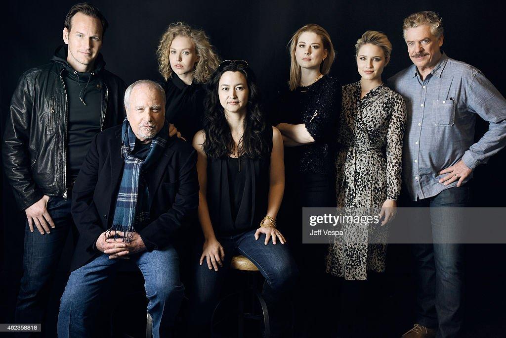 2015 Sundance Film Festival Portraits - Day 5 : News Photo