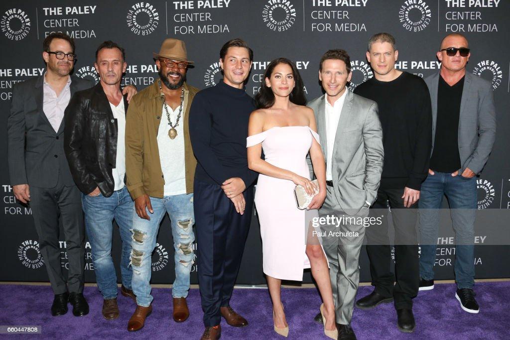 2017 PaleyLive LA Spring Season - 'Prison Break' Screening And Conversation : ニュース写真