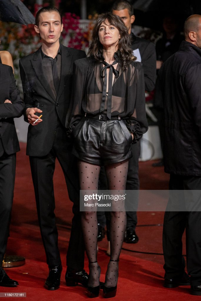 """FRA: """"Lux Aetterna"""" Red Carpet - The 72nd Annual Cannes Film Festival"""