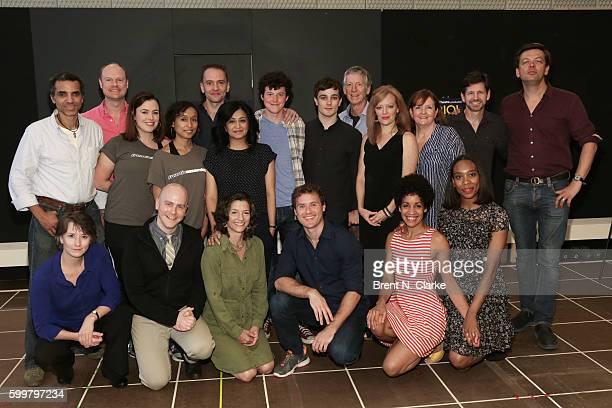 Actors Paul Nicholas John Hemphill movement directors Jess Williams Yasmine Lee actors Gene Gillette Maria Elena Ramirez Adam Langdon Benjamin...