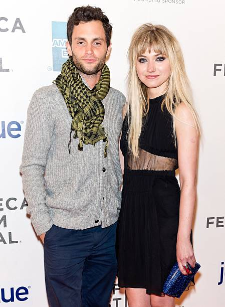 2013 tribeca film festival greetings from tim buckley photos and actors penn badgley l and imogen poots attend the screening of greetings from m4hsunfo