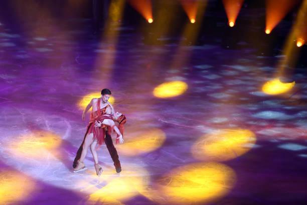 MEX: ILUSIO: Magic On Ice - Red Carpet & Premiere