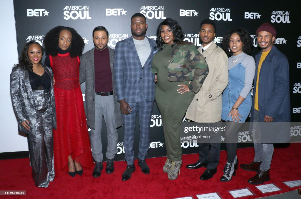 "BET's ""American Soul"" New York Premiere : News Photo"