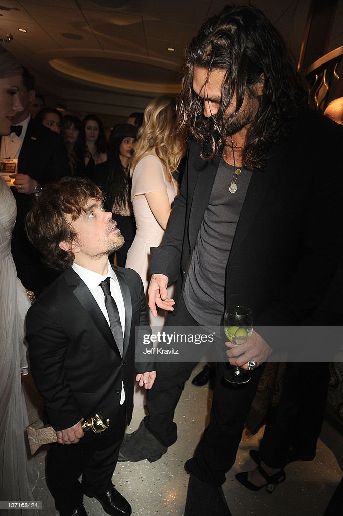 HBO's Official After Party For The 69th Annual Golden Globe Awards - Inside : Nachrichtenfoto