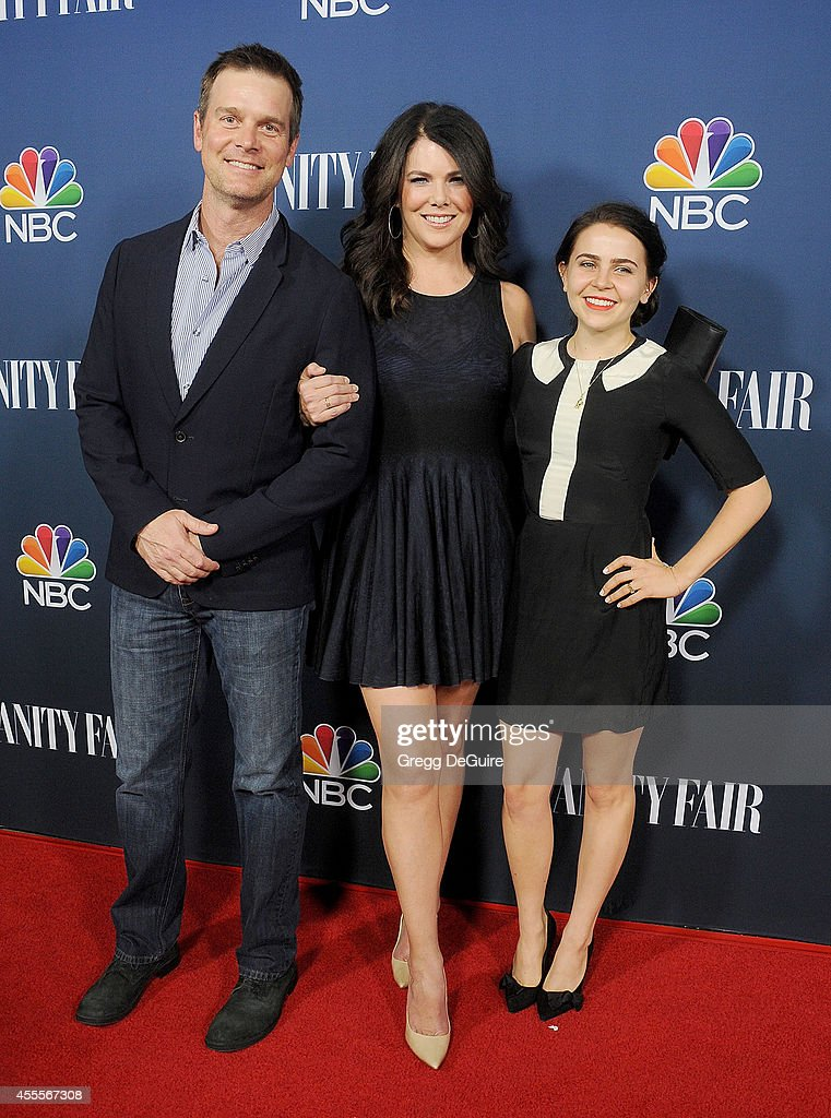 NBC And Vanity Fair 2014-2015 TV Season Red Carpet Media Event