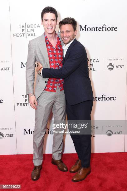 Actors Pico Alexander and Jon Rudnitsky attend the premiere of Summertime with Tribeca Talks Storytellers during the 2018 Tribeca Film Festival at...