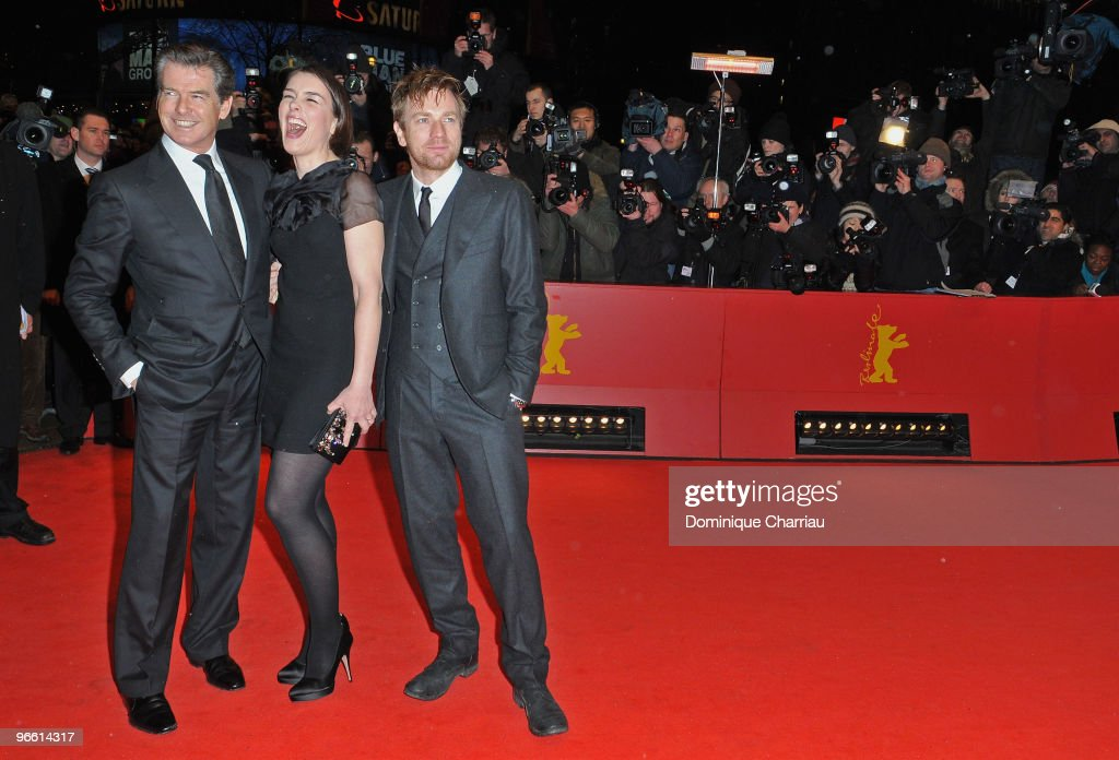 60th Berlin Film Festival - The Ghost Writer - Premiere