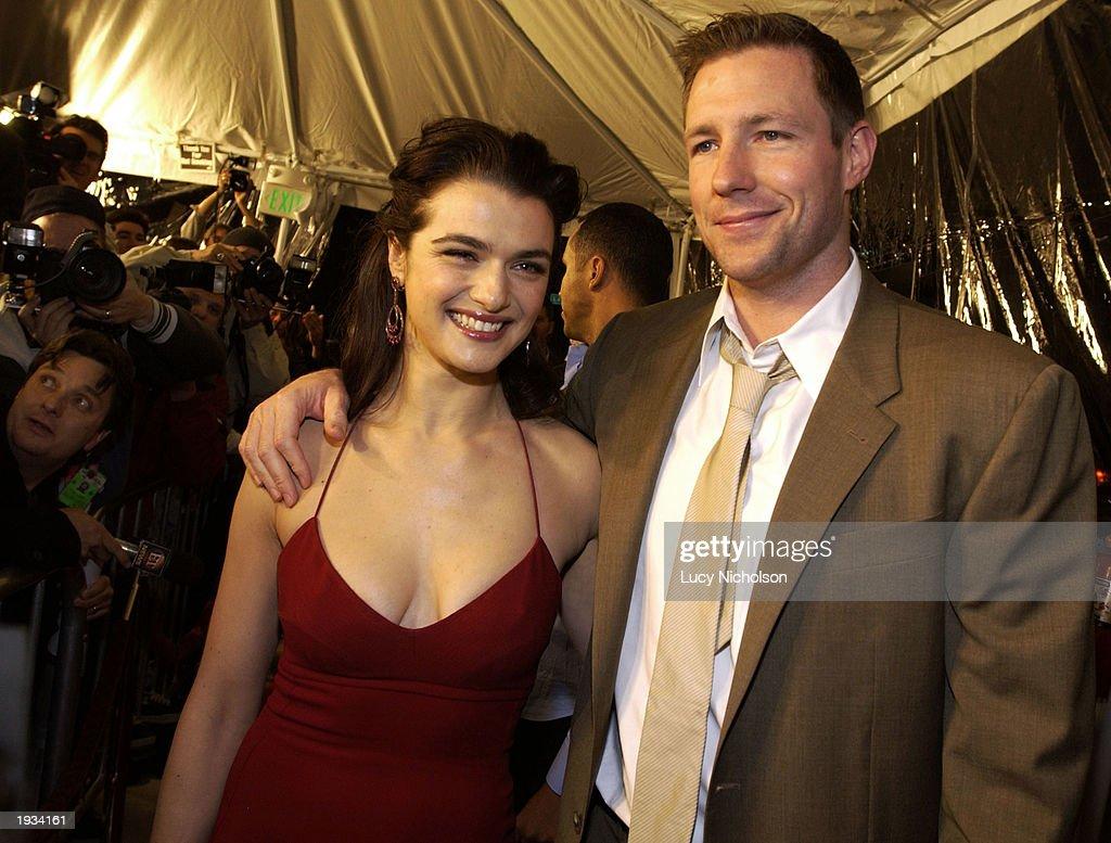 Rachel Weisz: Actors Rachel Weisz And Ed Burns Attend The Premiere Of