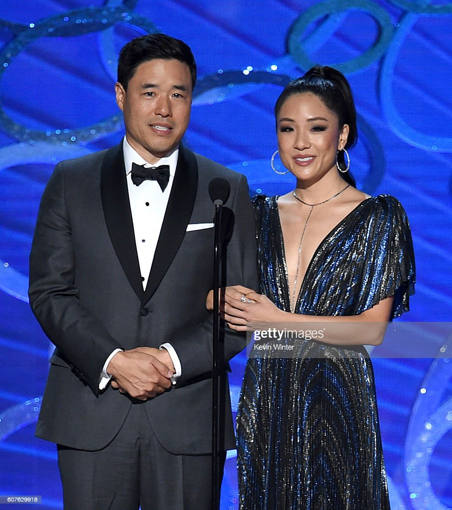68th Annual Primetime Emmy Awards - Show : Foto jornalística