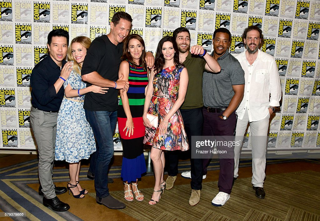 "Comic-Con International 2016 - ""Grimm"" Press Line : News Photo"