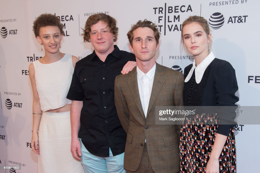 "2017 Tribeca Film Festival - ""Flower"""