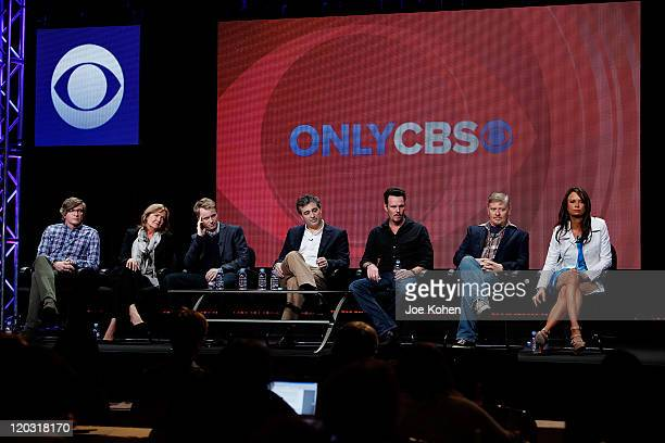 Actors Rhys Darby and Nancy Lenehan, Creator and Executive Producer David Hornsby, Executive Producer Adam Chase and actors Kevin Dillon, Dave Foley...