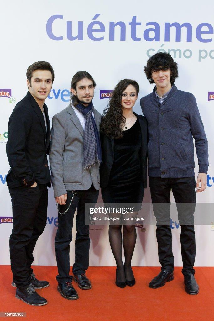 'Cuentame Como Paso' Premiere at Capitol Cinema : News Photo