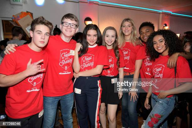 Actors Ricardo Hurtado Aidan Miner Lilimar Savannah May Lexi DiBenedetto Amarr M Wooten The Salvation Army Southern California Divisional...