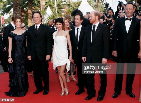 Cannes - 'The Da Vinci Code' World Premiere & Opening Gala ...