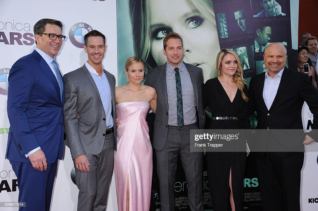 USA - Veronica Mars premiere in Los Angeles. : News Photo