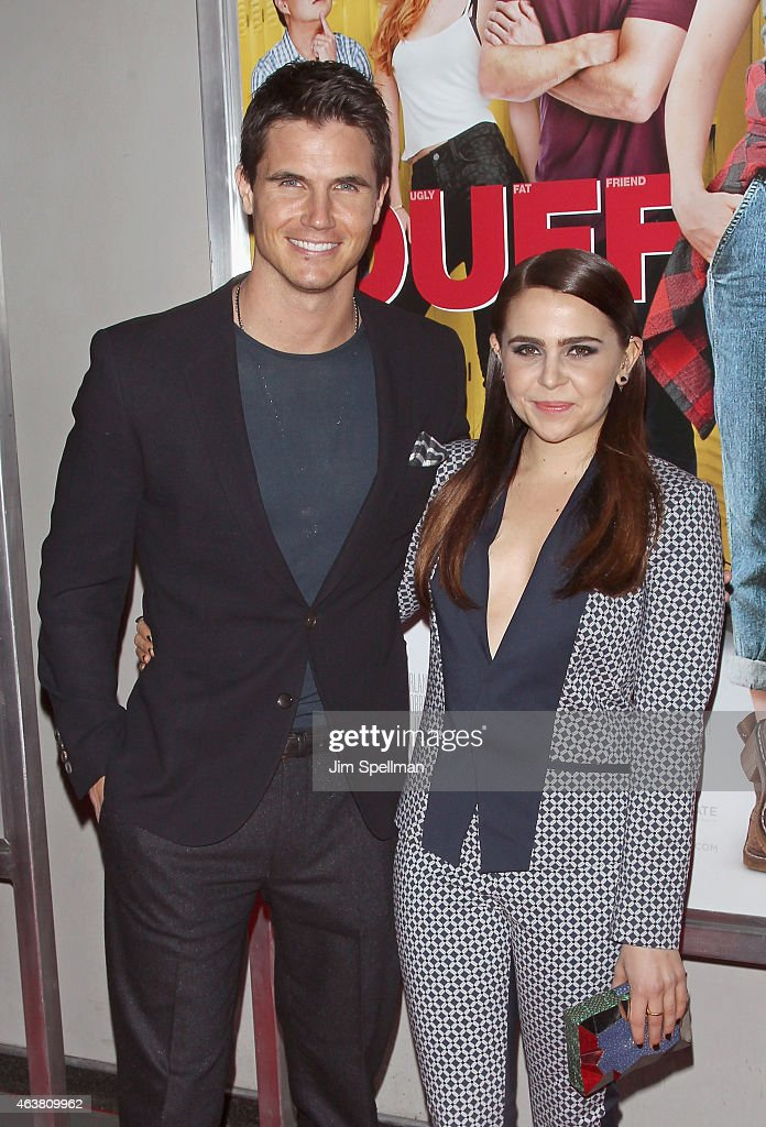 """The Duff"" New York Premiere : News Photo"