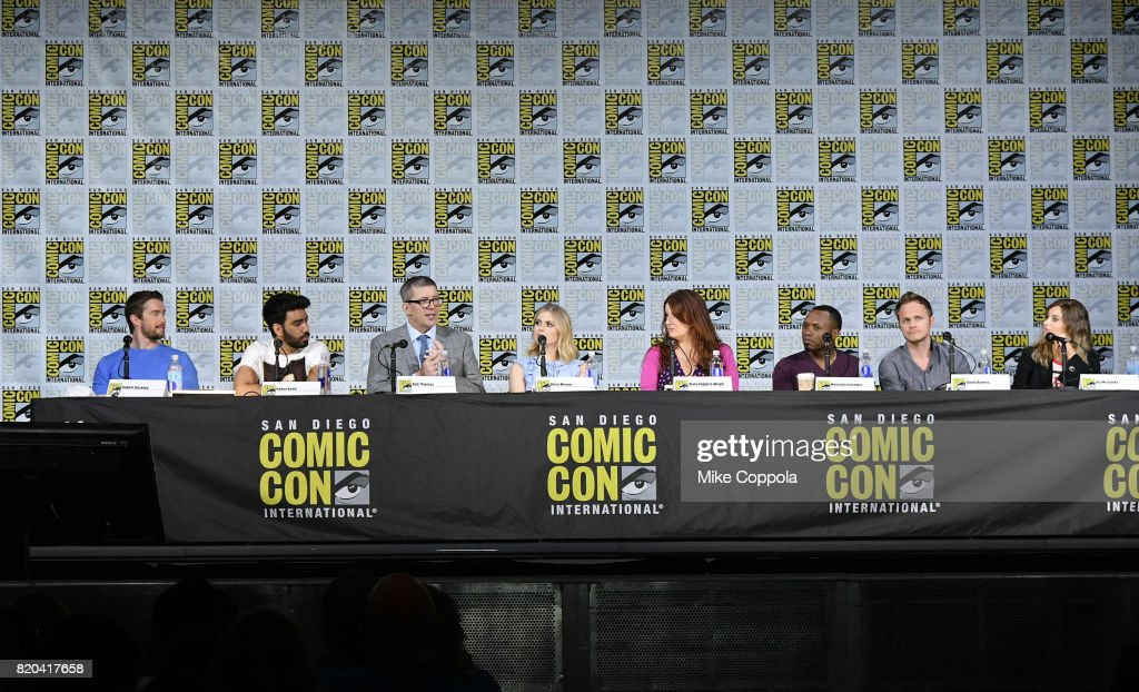 "Comic-Con International 2017 -  ""iZOMBIE"" Special Video Presentation And Q+A"