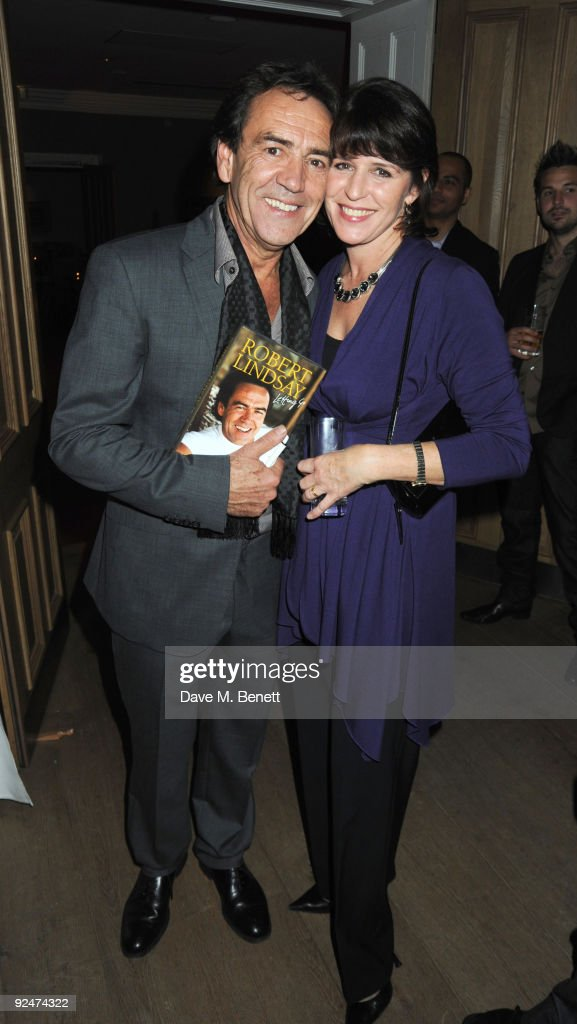 Robert Lindsay Book Launch - Letting Go