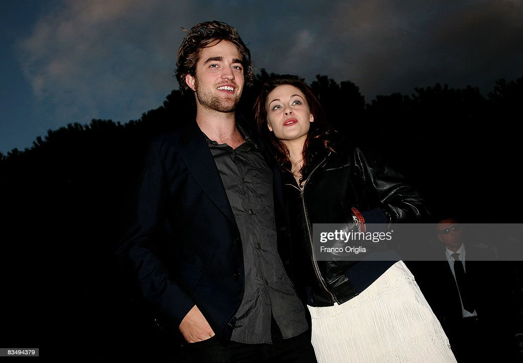 Rome Film Festival 2008: 'Twilight' - Premiere : News Photo