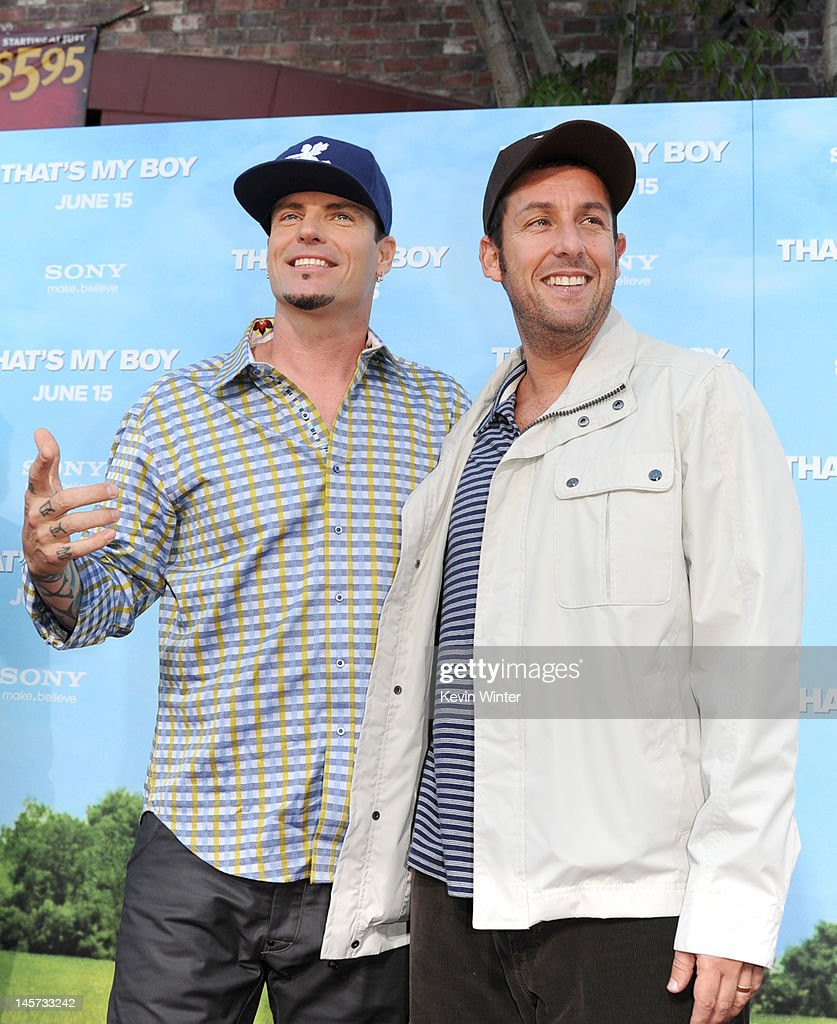 Premiere Of Columbia Pictures' 'That's My Boy' - Red Carpet : News Photo