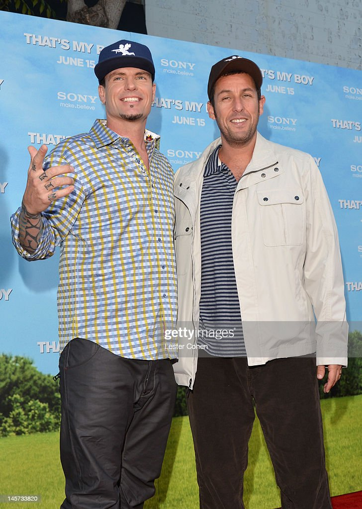 'That's My Boy'  - Los Angeles Premiere - Red Carpet : News Photo