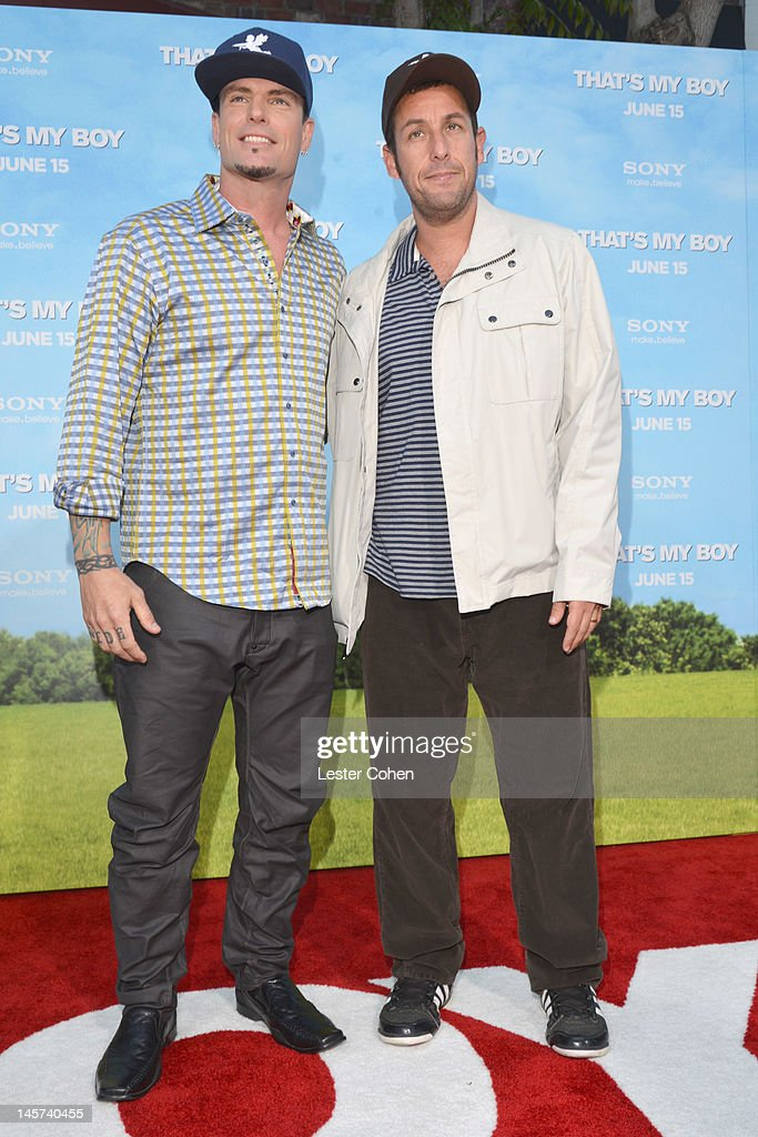 """""""That's My Boy""""  - Los Angeles Premiere - Red Carpet : News Photo"""