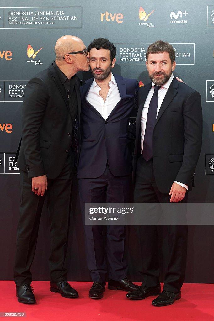 'Que Dios Nos Perdone' Premiere - 64th San Sebastian Film Festival
