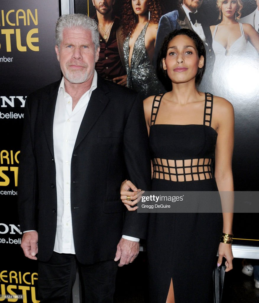 """American Hustle"" - Los Angeles Premiere - Arrivals"