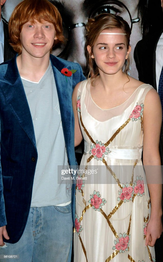 """Arrivals At """"Harry Potter And The Goblet Of Fire"""" World Premiere : News Photo"""