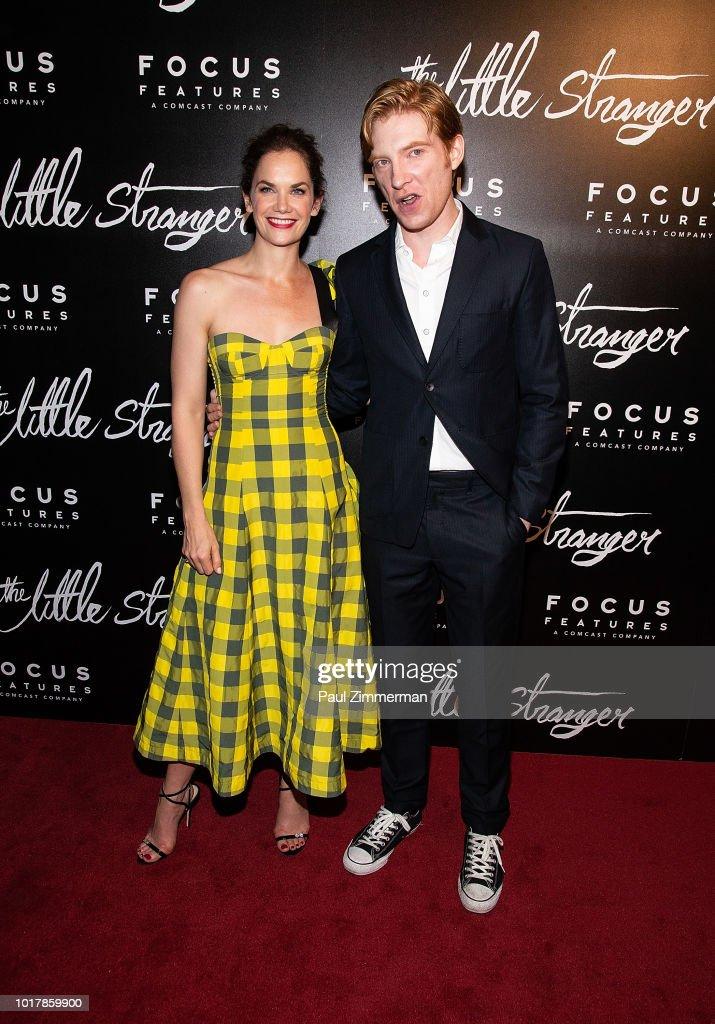 """""""The Little Stranger"""" New York Premiere"""